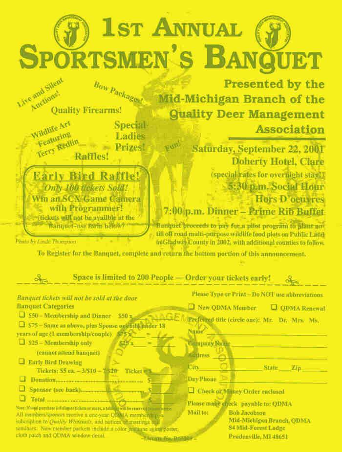 2001 banquet front